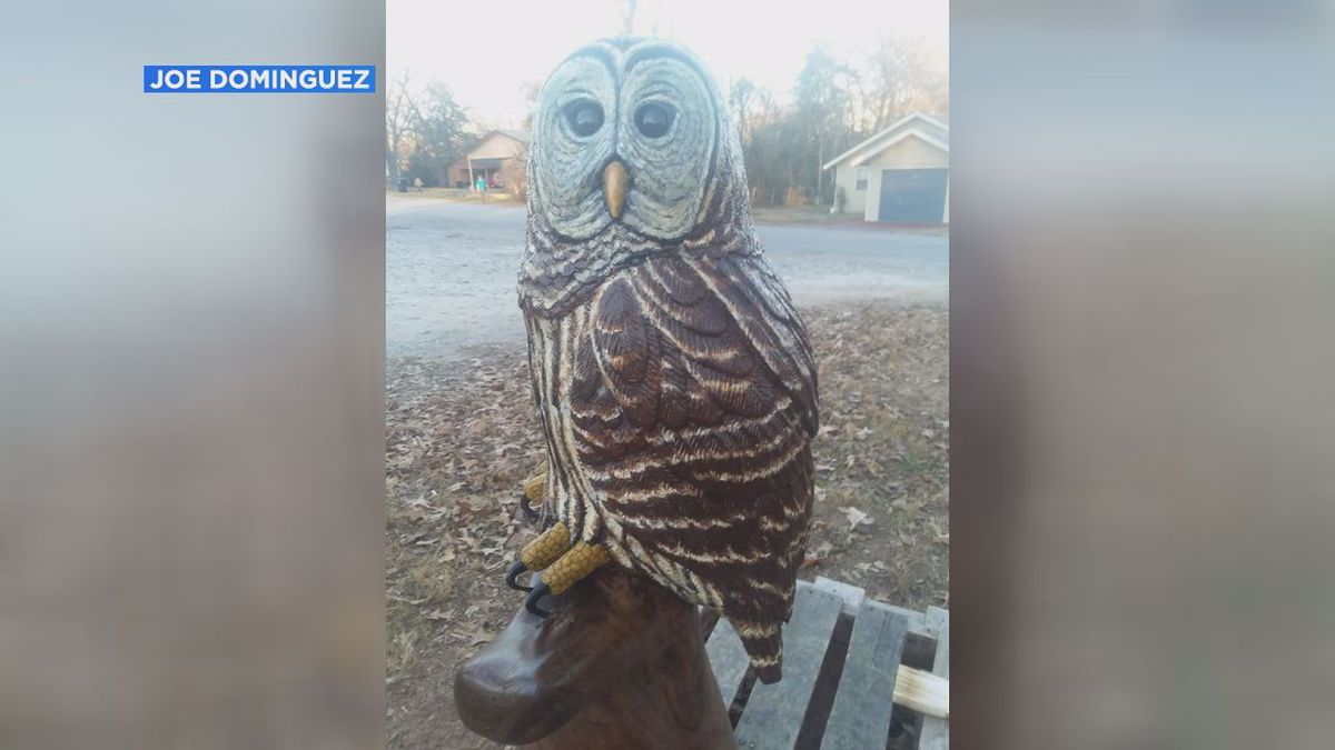 $2,000-crafted-owl-stolen-from-independence-co.-man-–-kait