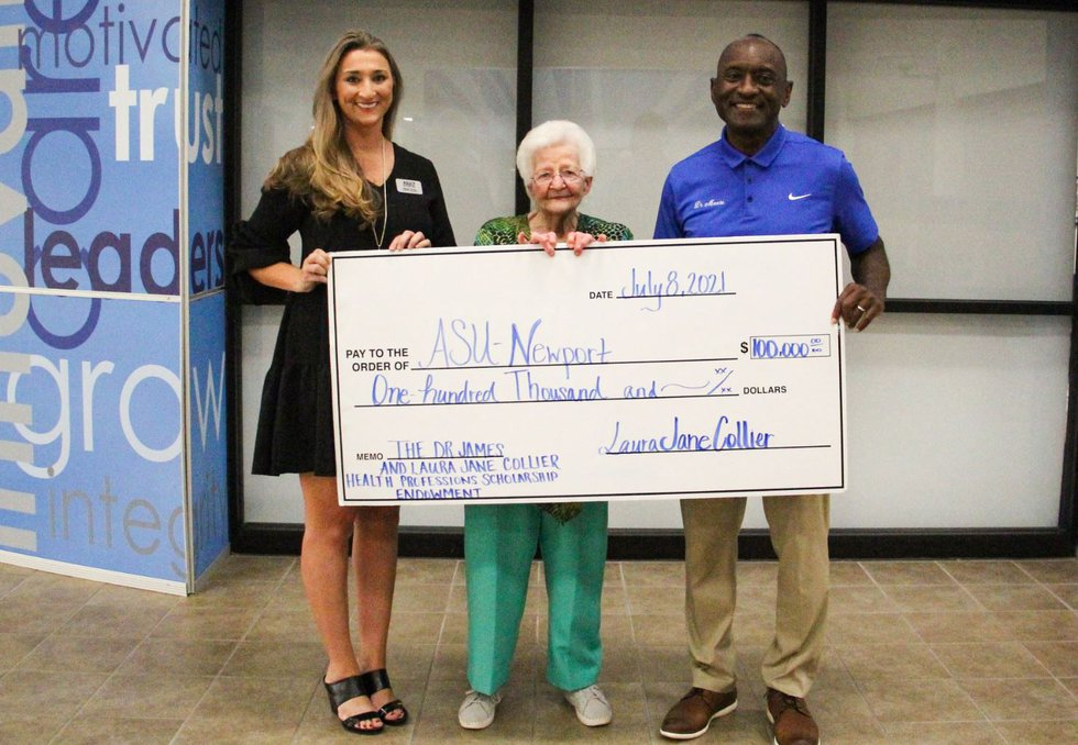 woman-donates-$100k-to-asu-newport:-'all-i-ever-want-to-do-is-help'-–-kait